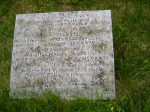 Wilberforce graves, East Farleigh, Kent