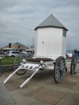 George III's bathing machine 7